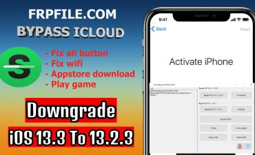 bypass iCloud iOS 13.3.1