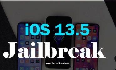 iOS 13.5 Jailbreak