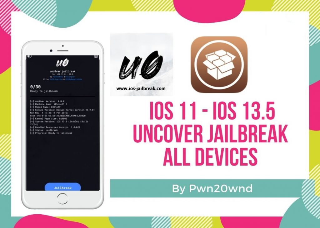 Download unc0ver v5.0.0.ipa/ Unc0ver v5.0.exe/ Unc0ver v5.0.dmg with support for all iOS 13.5-14.