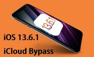 iOS 13.6.1 iCloud Bypass