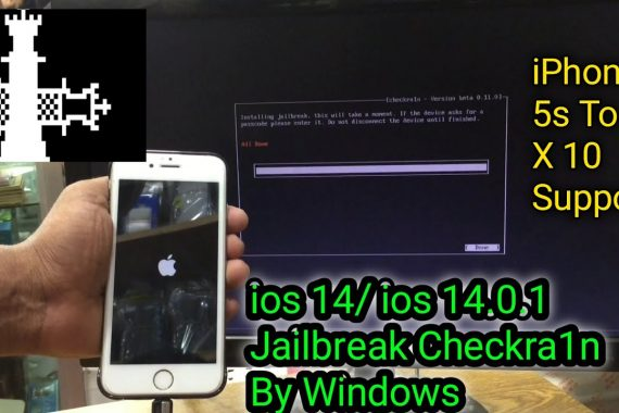 Jailbreak iOS 14.0.1