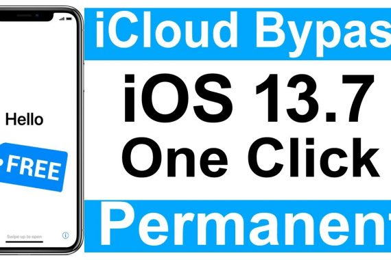 iCloud Bypass iOS 13.7