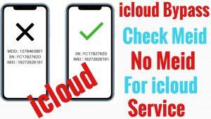 Bypass iCloud MEID iOS 14.3