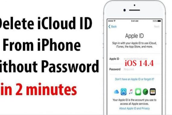 iCloud Bypass iOS 14.4