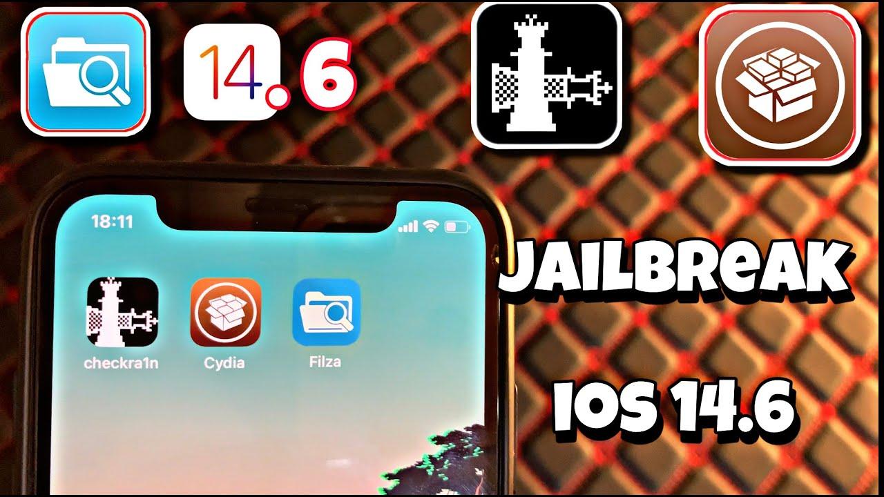 Jailbreak iOS 14.6